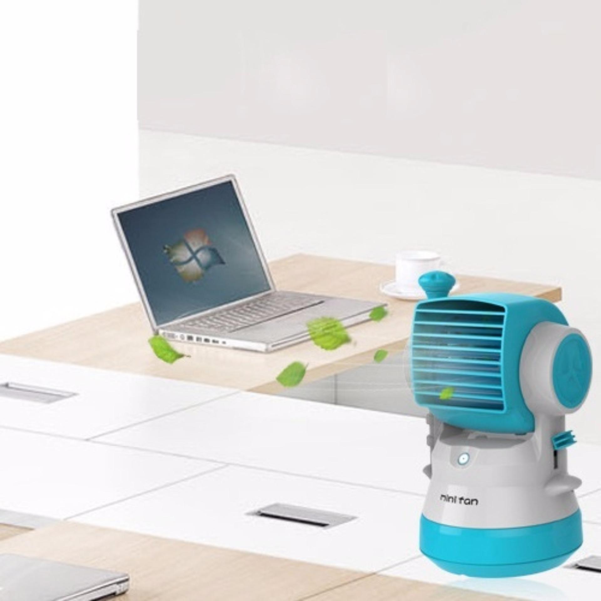 Quạt phun sương hơi nước giắc cắm USB mini Model Ichibai