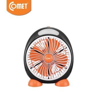 Quạt sạc đa năng COMET CRF0307 TẶNG ĐÈN BẮT MUỖI CM048