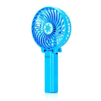 Quạt Sạc Mini Cầm Tay Cao Cấp - Mini Hand Fan (màu ngẫu nhiên)
