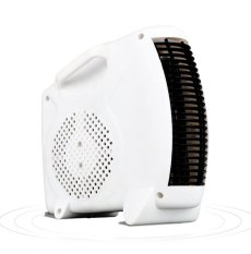 Quạt sưởi điện 2 chiều nóng – mát (màu trắng)