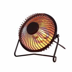 Địa Chỉ Bán Quạt sưởi Mini Heater 4 inch(Màu ngẫu nhiên)