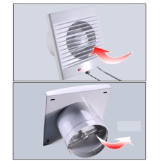 Quạt thông gió gắn phòng tắm loại phổ biến nhất thị trường 150