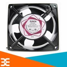 [Tp.HCM] Quạt Tản Nhiệt Sunon 220-240VAC 0.14A 12x12x3,8cm