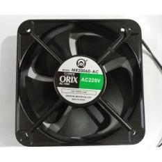Quạt thông gió ORIX MR20060-AC (đen)