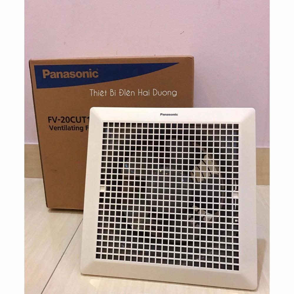 Địa Chỉ Bán Quạt thông gió Panasonic FV-20CUT1 (Trắng)