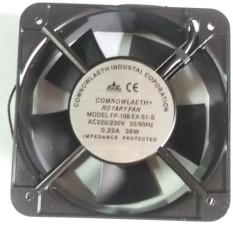 Quạt thông gió Rotary 15×15 Cm 220V