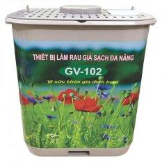 Thiết bị làm rau giá sạch đa năng GV-102 – Phiên bản 2016