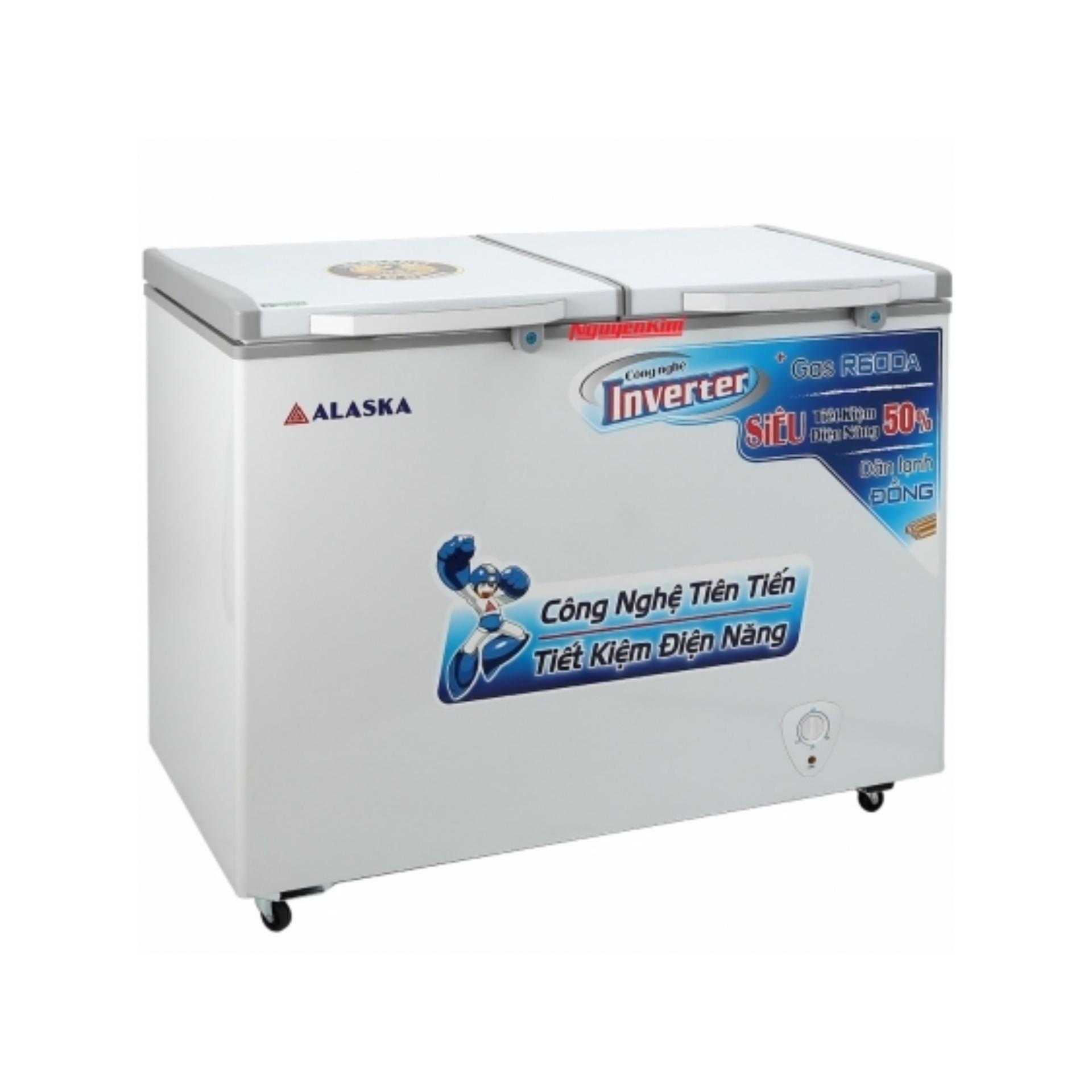 Tủ đông inverter Alaska FCA-3600CI