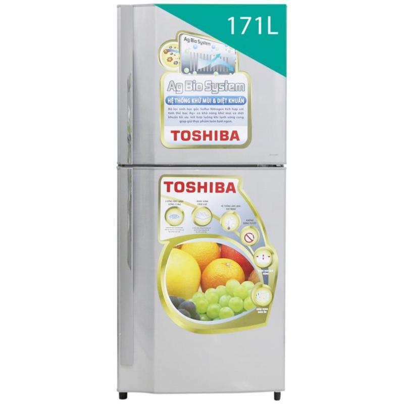 TỦ LẠNH 191 LÍT TOSHIBA S19VPP(S)