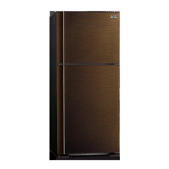 Tủ lạnh 2 cửa Mitsubishi MR-F42EH-BRW-V 344L (Nâu)