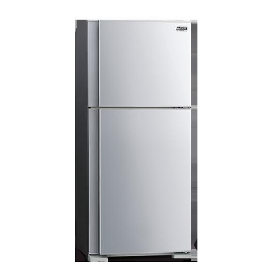 Tủ lạnh 2 cửa Mitsubishi MR-F42EH-ST-V 344L (Ghi)