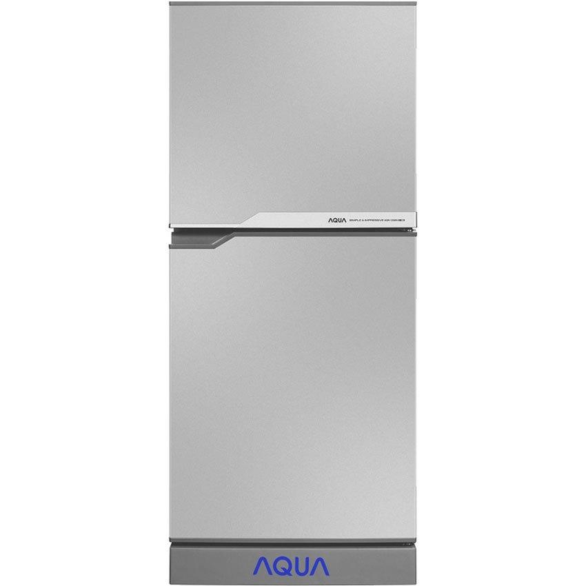 Tủ lạnh AQUA AQR-145BN (SS) 143 Lít (Bạc).