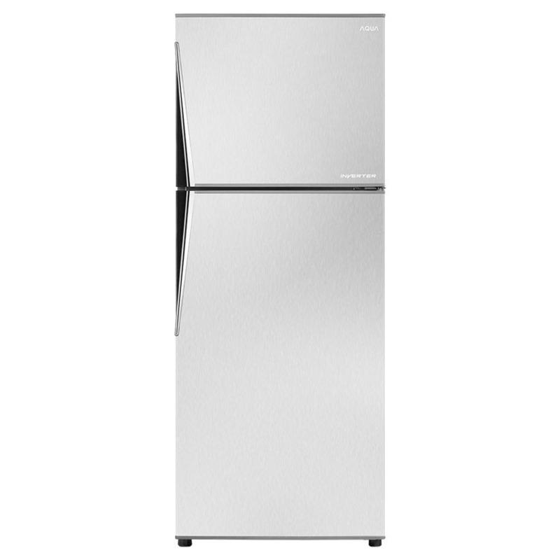 Tủ lạnh Aqua AQR-I285AN(SN) 267 lít (Bạc)