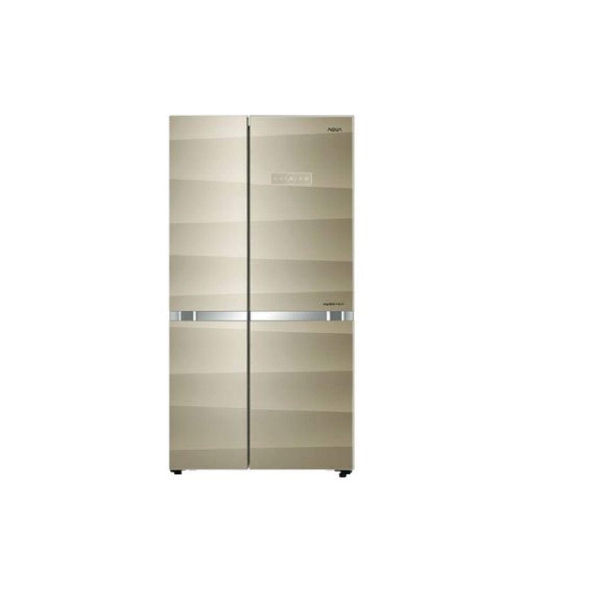 Tủ lạnh Aqua AQR-IG585AS(SG)
