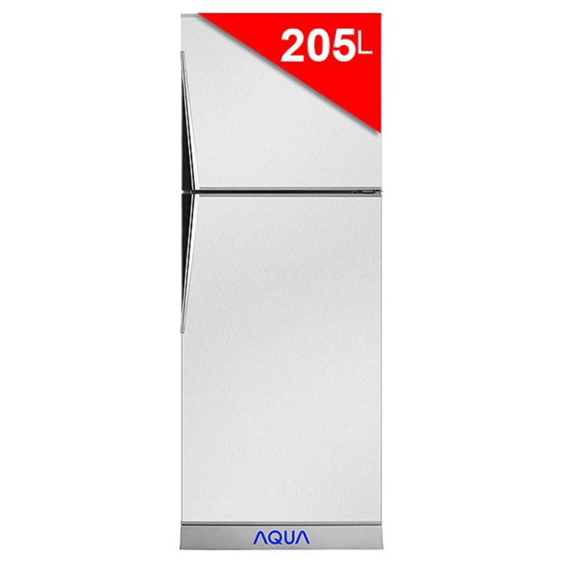 Tủ lạnh Aqua AQR-S205BN (SN) 205L