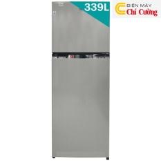 Tủ lạnh Electrolux ETB3200GG 339 lít Interver (Vàng)