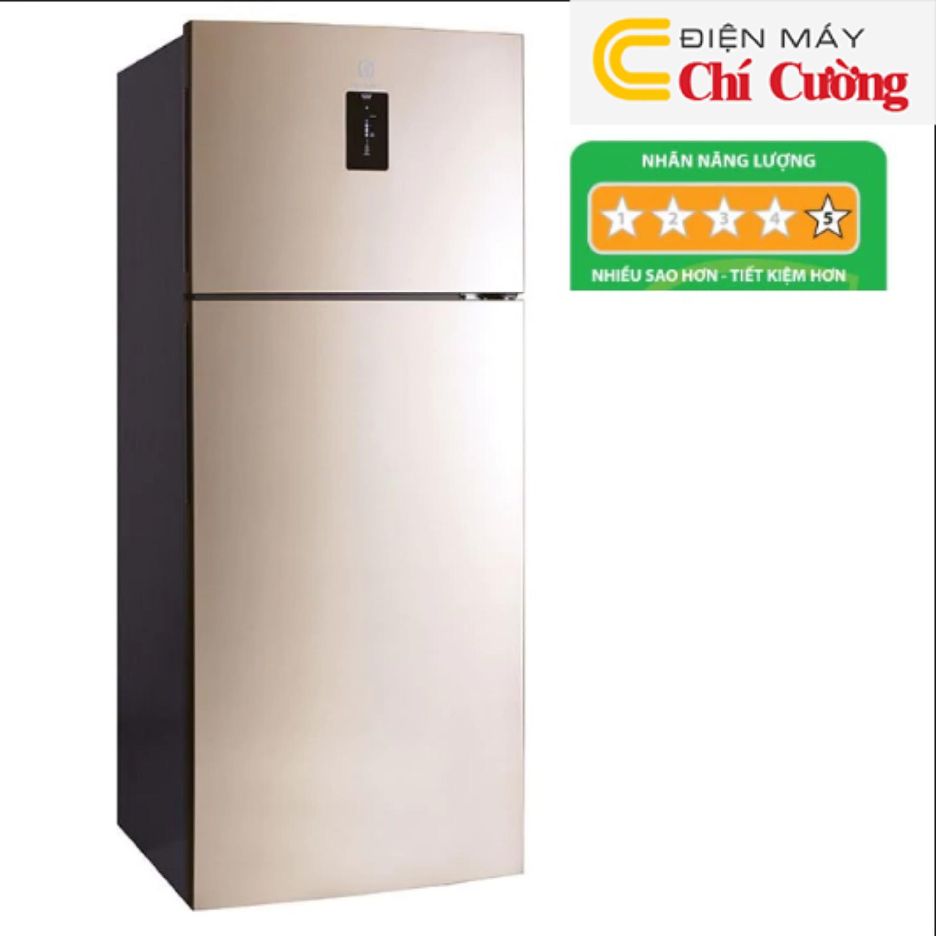 Tủ lạnh Electrolux ETB5702GA 573 LÍT 2 CỬA Inverter (Vàng đồng)