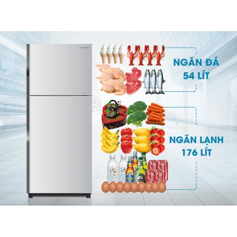 Tủ lạnh Hitachi 230 lít R-H230PGV4