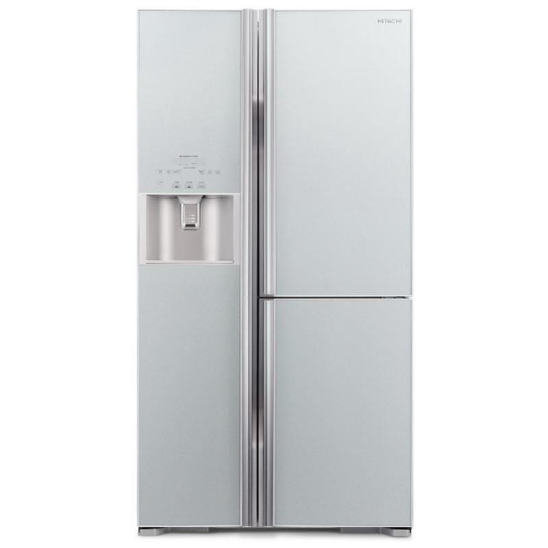 Tủ lạnh Hitachi R-M700GPGV2(GS) 584L (3 cửa) (Bạc)