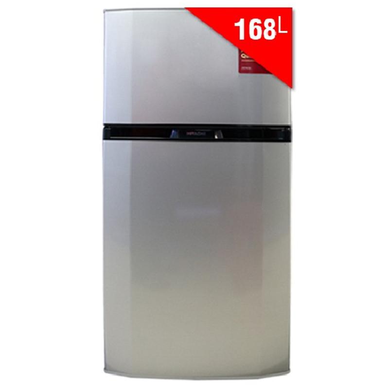 Tủ lạnh Hitachi R-T17EGV4 168L (2 Cửa) (Bạc)