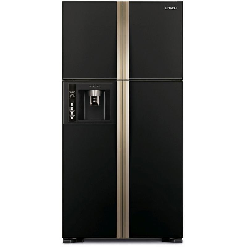 Tủ lạnh Hitachi R-W660PGV3 (GBK) (540L) 540L (4 Cửa) (Đen)
