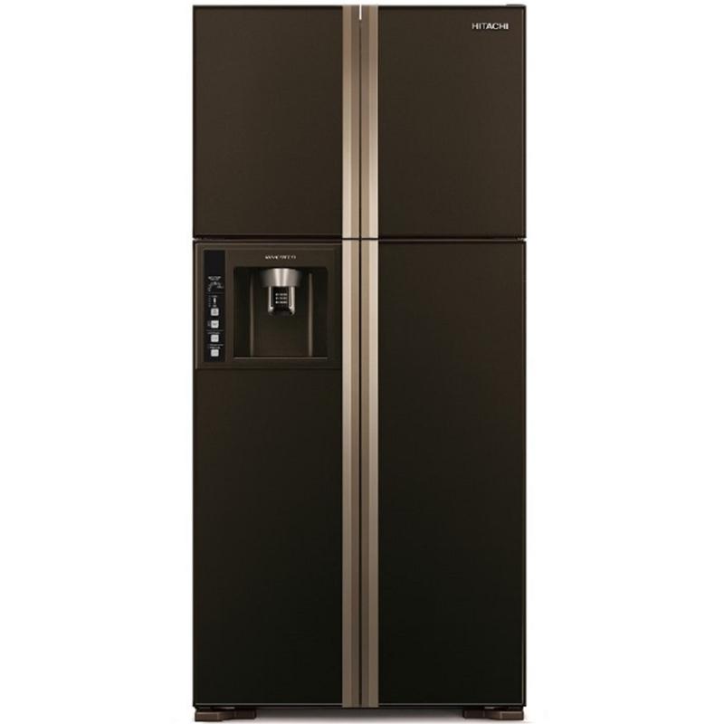 Tủ lạnh Hitachi R-W660PGV3 (GBW) (540L) 540L (4 Cửa) (Nâu)