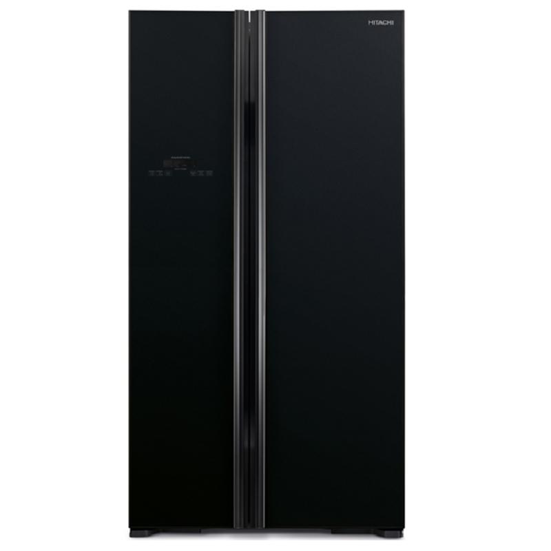 Tủ lạnh Hitachi S700PGV2(GBK) (605L) 605L (2 cửa) (Đen)