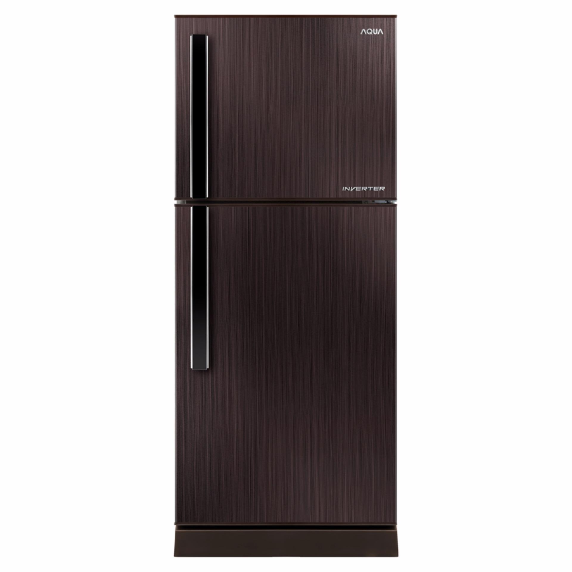 Tủ lạnh Inverter ngăn đông trên AQUA AQR-I189DN(DC) 165L (Nâu ánh kim)