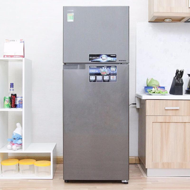 Tủ lạnh Inverter Toshiba 305 lít GR-T36VUBZ(DS)