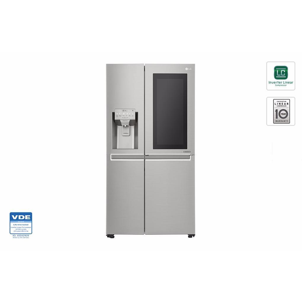 Trang bán Tủ lạnh LG Door-in-Door 601 lít GR-X247JS