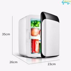 Tủ lạnh mini 10 lít 2 chế độ nóng lạnh MarryCar cho gia đình và ô tô