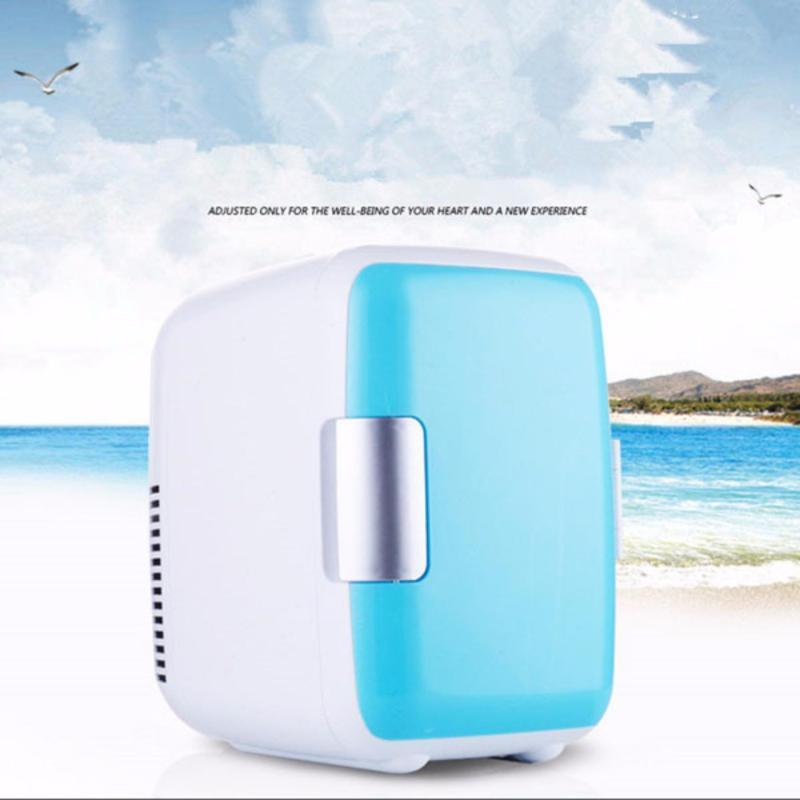Tủ lạnh mini 4l - tủ lạnh ô tô điện tử sử dụng trên ô tô