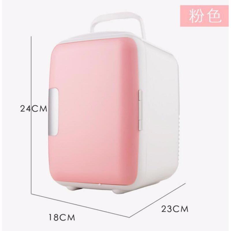 Tủ Lạnh Mini Cao Cấp Cho Xe Hơi Và Gia Đình Điện 220v và 12v