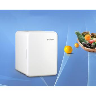 Tủ lạnh mini làm lạnh Bolidet 220V & 12V (Trắng)
