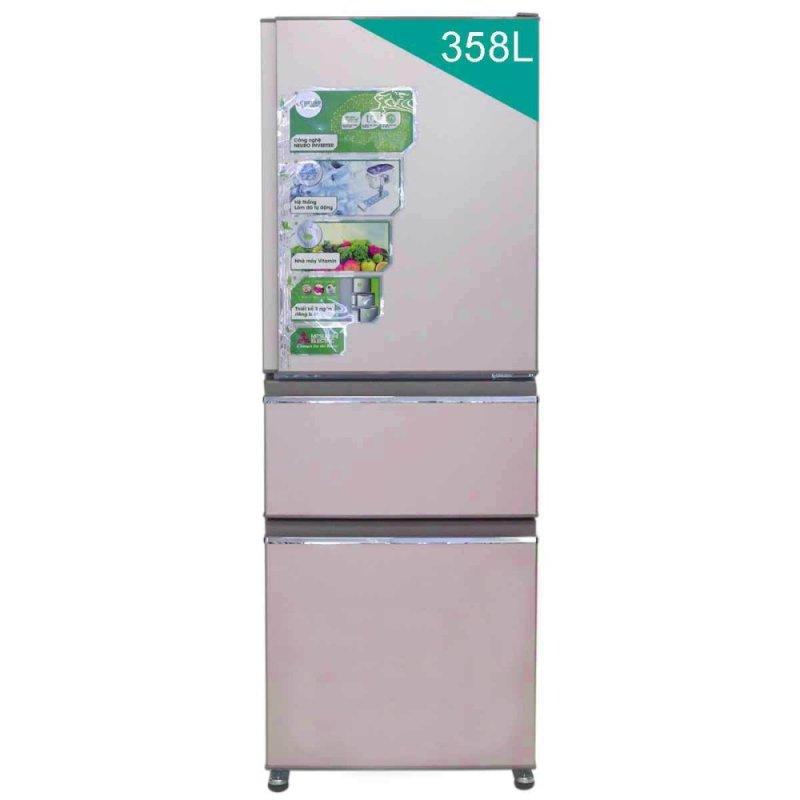 Tủ lạnh Mitsubishi MR-CX46EJ-PS-V 358L