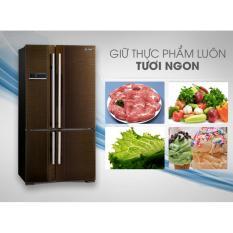 Tủ lạnh Mitsubishi MR-L78EH-BRW-V