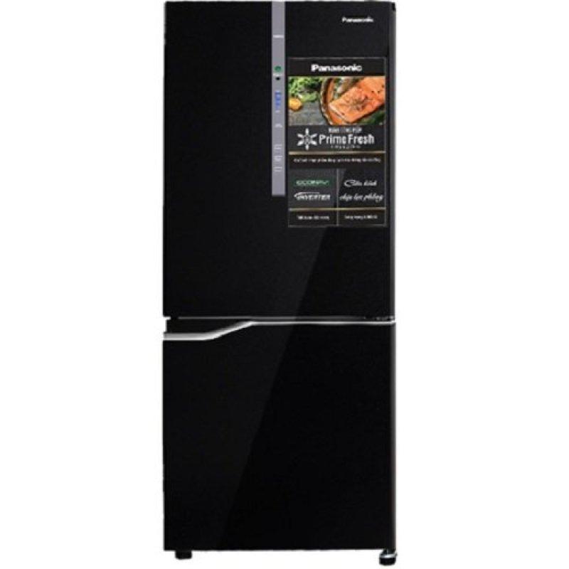 Tủ lạnh Panasonic NR-BV288GKVN 255L (Đen)