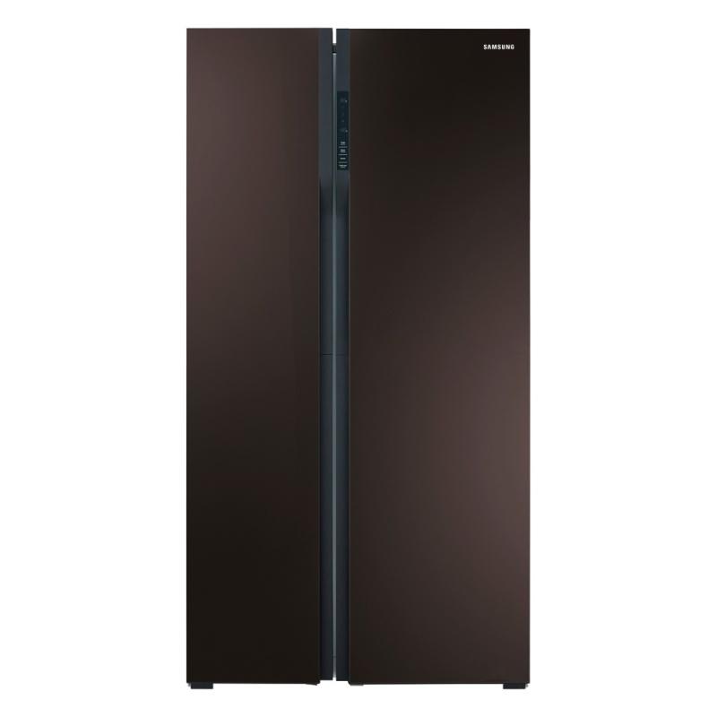 Tủ lạnh Samsung Side by Side 2 dàn lạnh 548L RS552NRUA9M/SV.