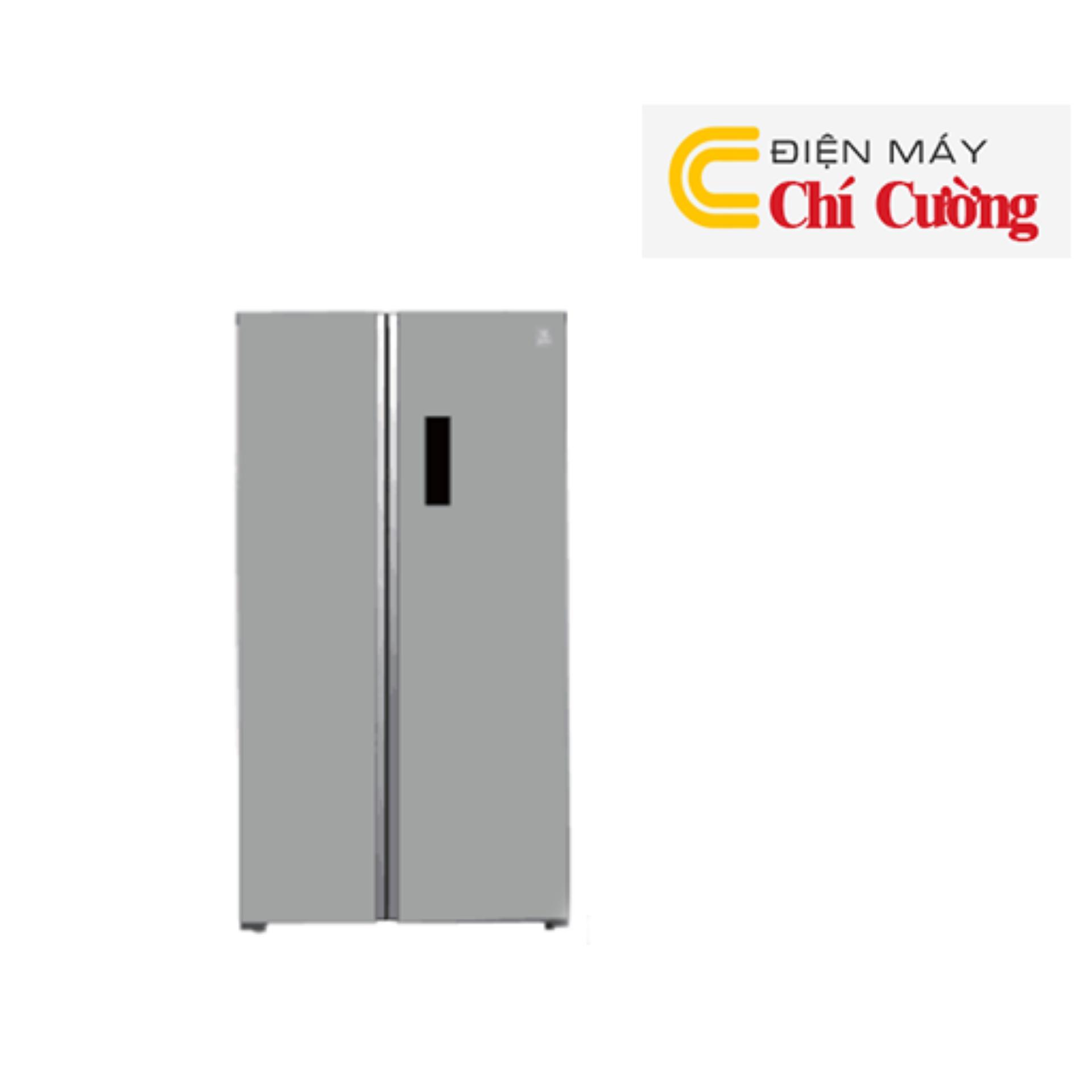Tủ Lạnh SBS 492L Electrolux ESE5301AG (Bạc)