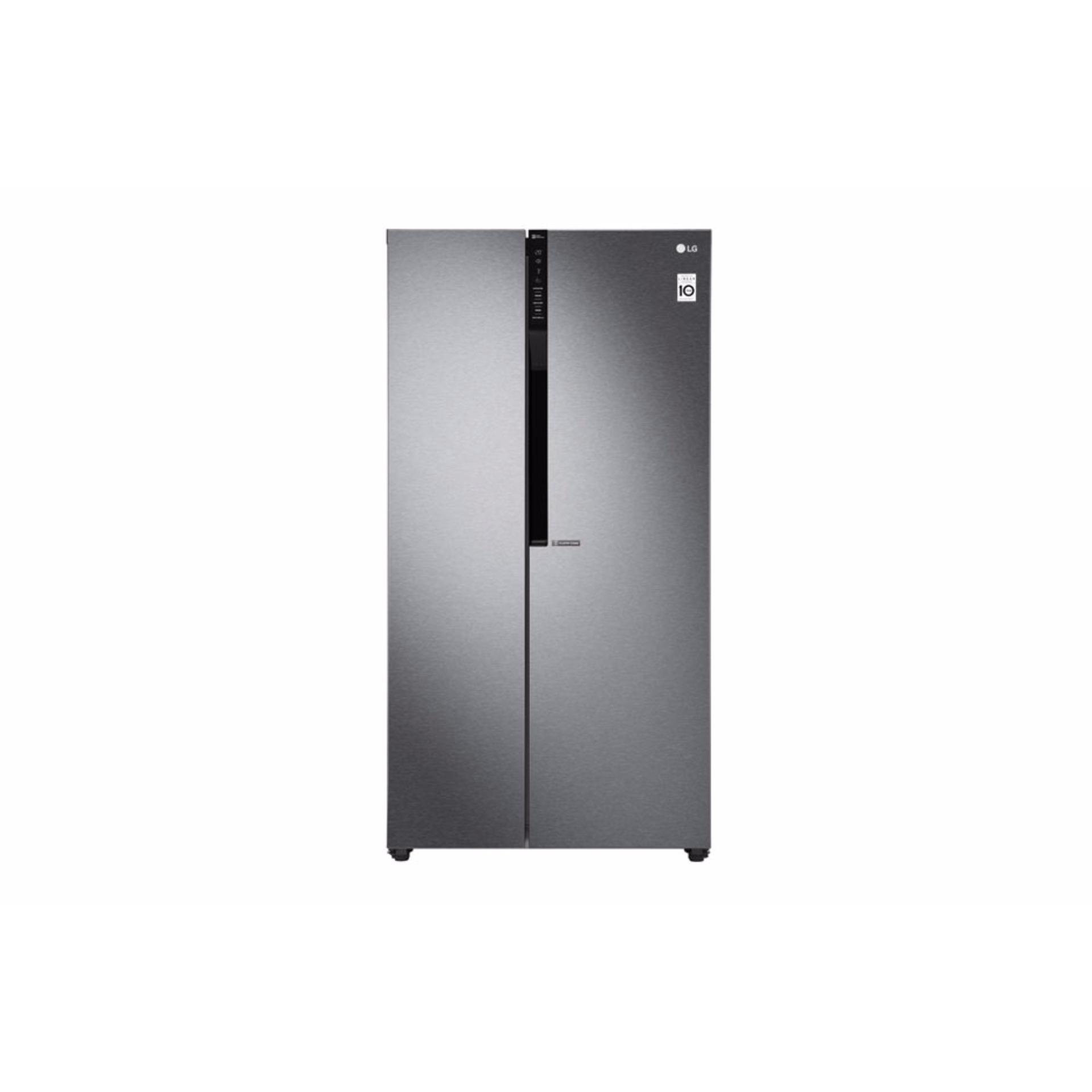 Tủ lạnh SBS LG GR-B247JDS (Bạc)