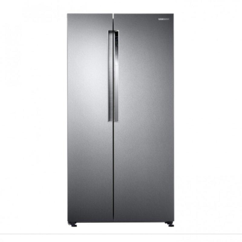 Tủ lạnh SBS Samsung RS62K62277P 620L (Ánh kim)