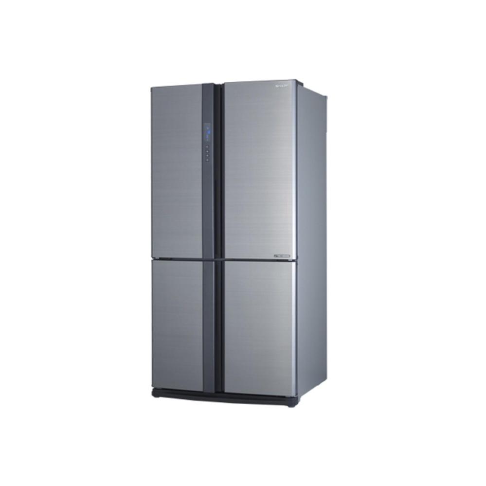 Tủ lạnh Sharp 4 cánh SJ-FX680V-ST
