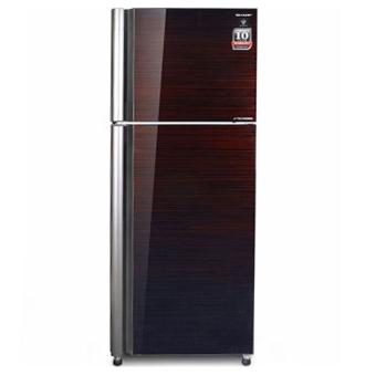 Tủ lạnh Sharp Dolphin SJ-XP430PG-BK 431L (Đen)