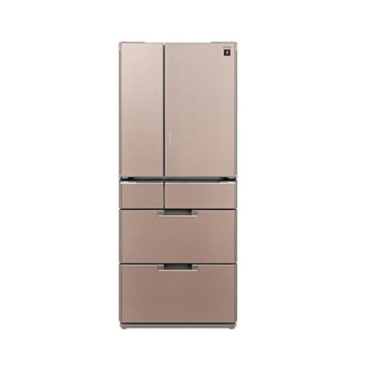 Tủ lạnh Sharp SJ-GF60A-T 6 cửa 601L