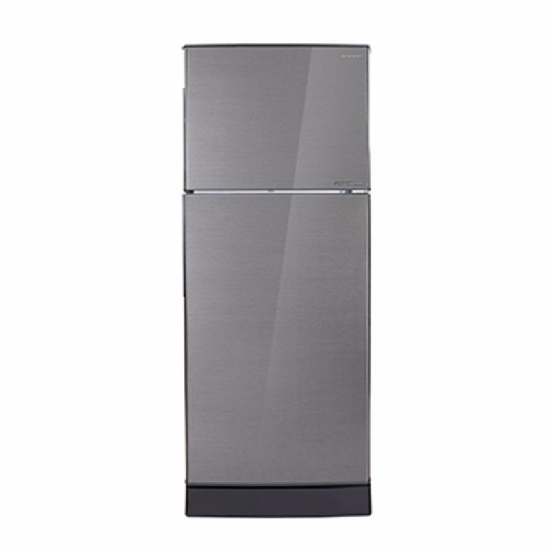 Tủ lạnh Sharp SJ-X201E-SL 196L (Bạc)