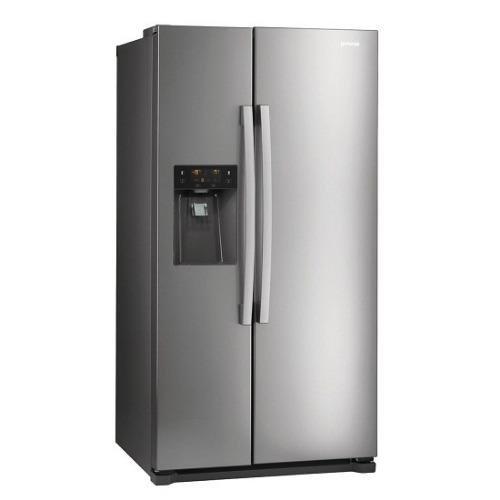 Tủ Lạnh Side By Side Gorenje NRS9181CX 549L