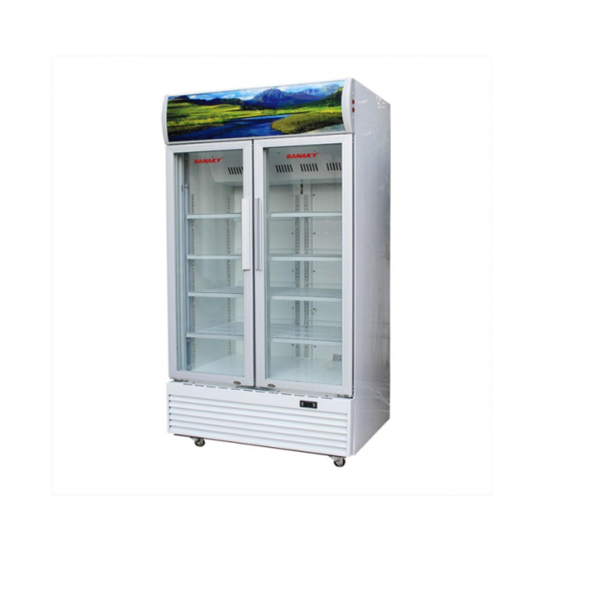 Tủ mát 2 cửa Sanaky VH-1209HPNK (1200 lít)