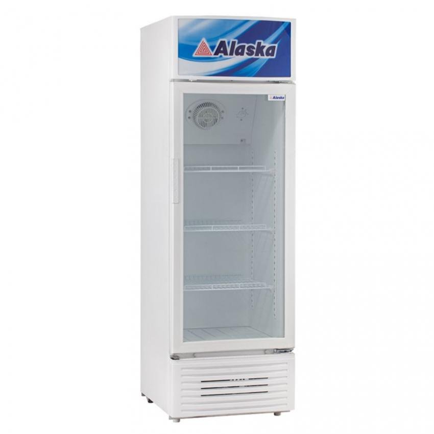 Tủ mát Alaska LC 300 250L (Trắng)