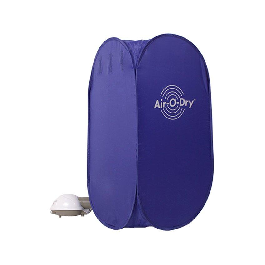 Tủ sấy khô quần áo tiện dụng Air-O-Dry Flamme (Xanh)