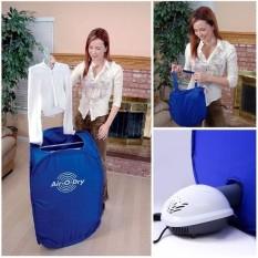Tu Say Quan Ao Dien May Xanh – Tủ sấy quần áo mini Air-O-Dry giúp sấy khô quần áo nhanh, không làm nhăn và thích hợp với mọi loại vải.Bảo hành uy tín 1 đổi 1